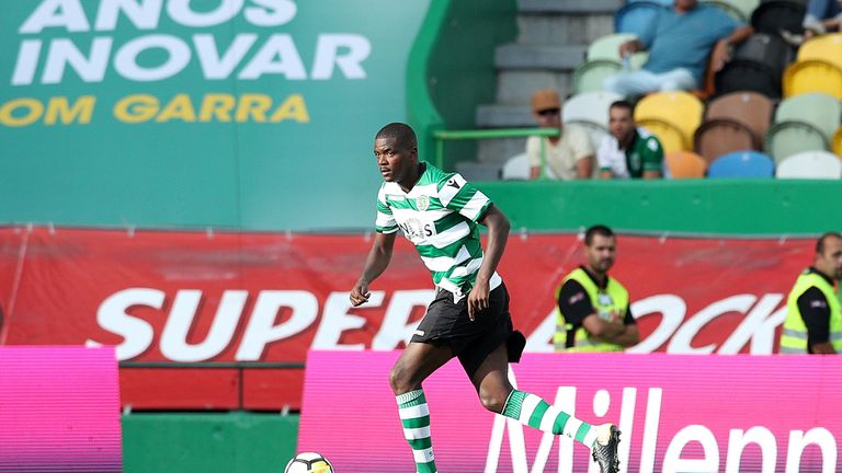 Inter Milan will turn to William Carvalho while they wait on Radja Nainggolan