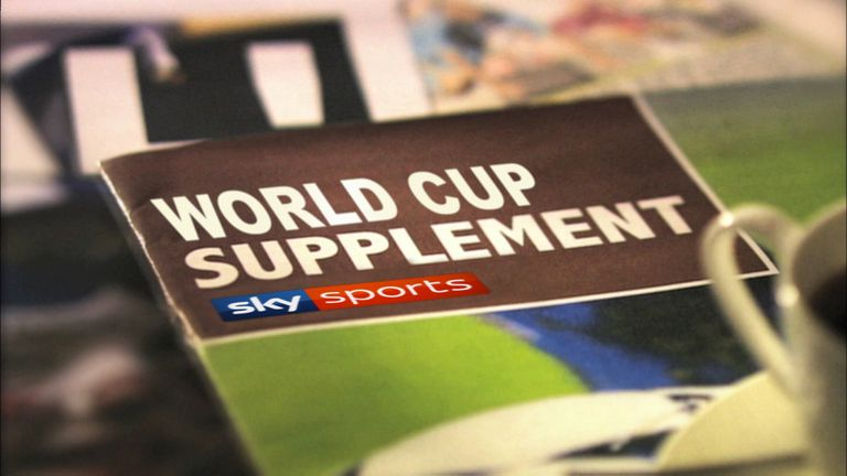 Sign up for the special World Cup Supplement podcast