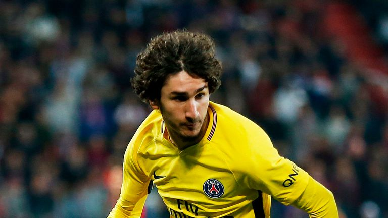 Yacine Adli has been touted as a potential Arsenal target
