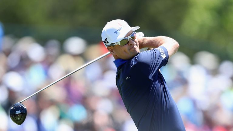 Zach Johnson described the golf as 'carnage'
