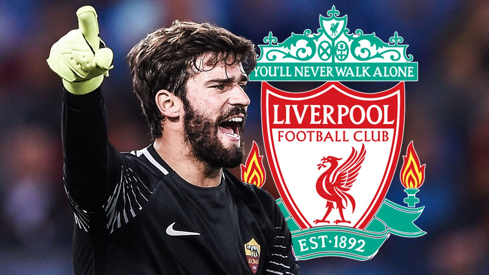 1b8b596bb69 Alisson is a goalkeeper that can take Liverpool to the next level ...