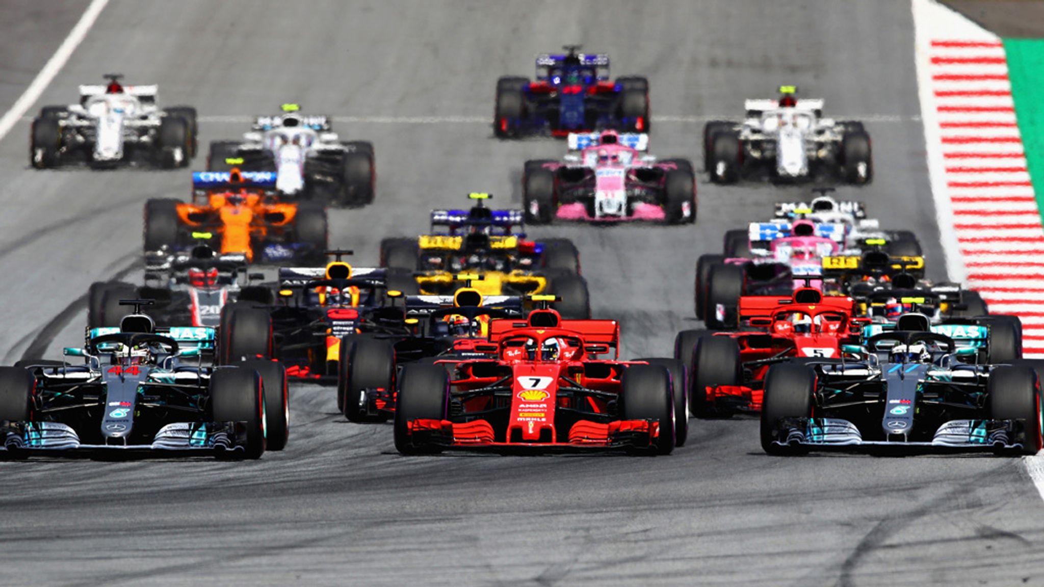 Calendario F1 2020 Sky.Vietnam Gp To Be Hosted In Hanoi From 2020 F1 Season F1 News