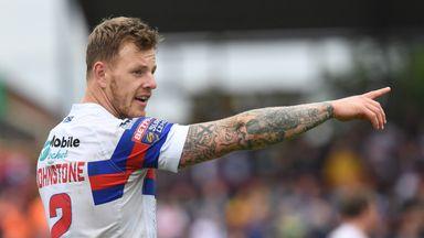 Tom Johnstone has now scored 24 tries so far this season