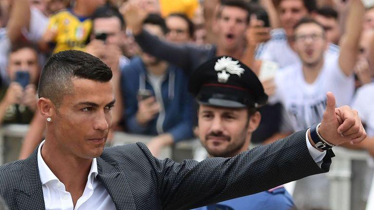 Ronaldo's plans at Juventus