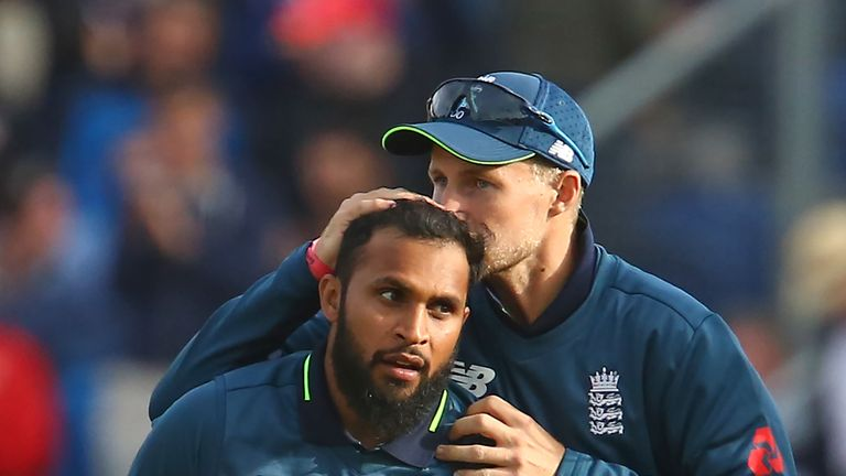 Might Adil Rashid be set to team up with England Test skipper Joe Root?