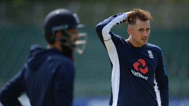Alex Hales has been ruled out of the rest of England's one-day series with India