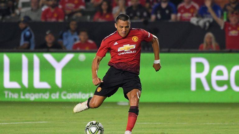 Sanchez draws United level