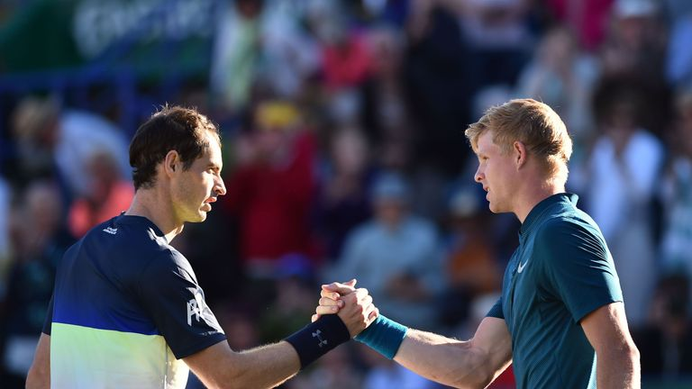 Murray and Edmund will take the time to recover from injury and illness