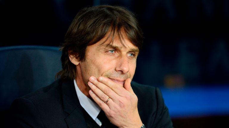 Antonio Conte left Chelsea in the summer