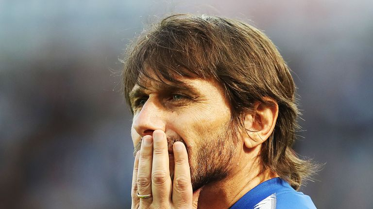 Could Antonio Conte take over at the Bernabeu?