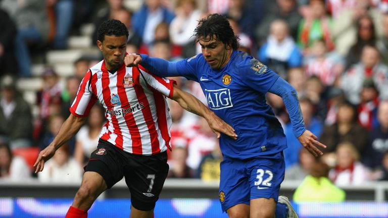 Edwards was hit by injury during Sunderland's return to the Premier League and was sold in 2009