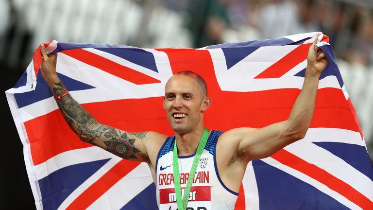 Dai Greene will captain Great Britain at the European Championships