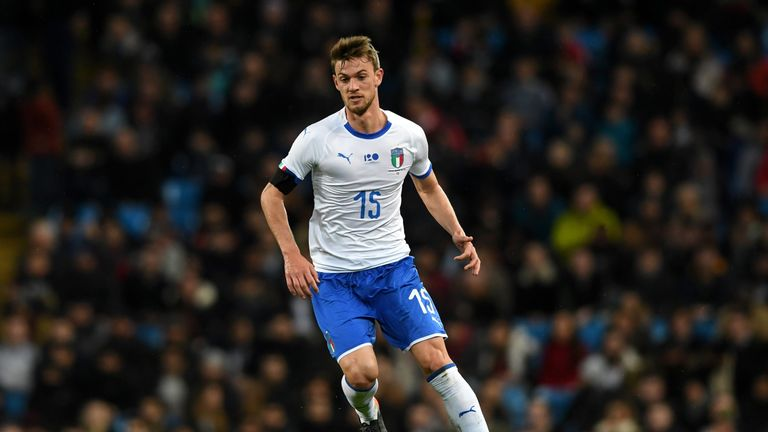 Daniele Rugani could be the man to help usher in the new era at Chelsea