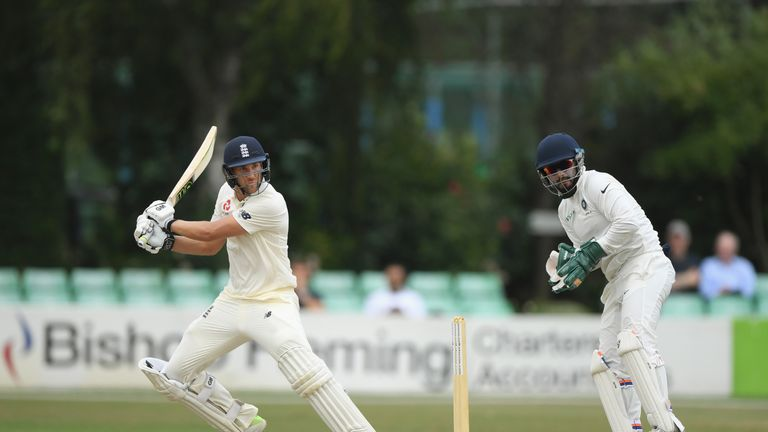 Malan has notched 724 runs in his 15 Tests for England