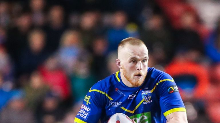 Dom Crosby is staying at Headingley