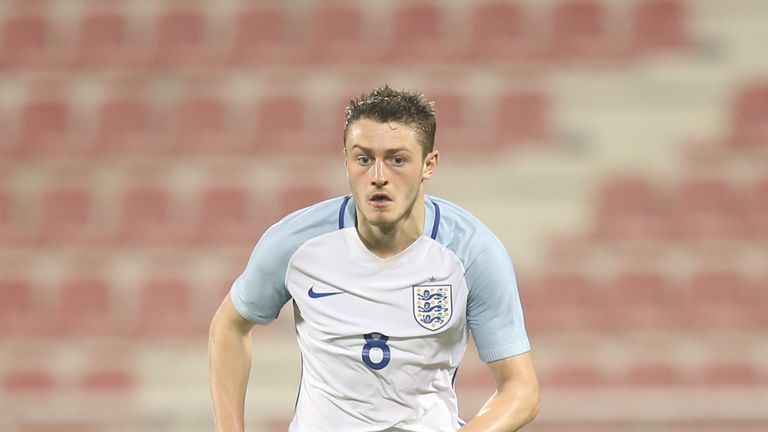 Sunderland midfielder Elliot Embleton produced an impressive performance against Turkey