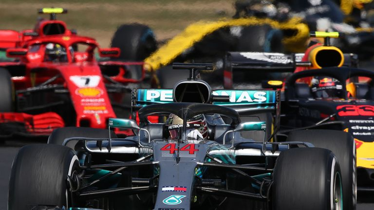 Vietnam to get Formula One street circuit race in Hanoi from 2020