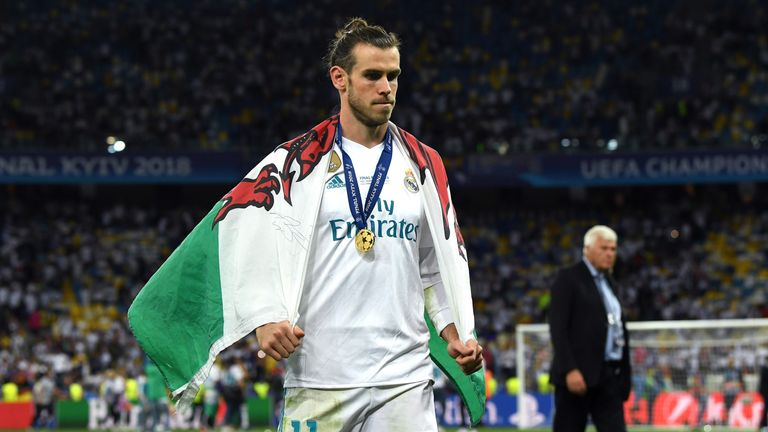 Gareth Bale will reportedly be staying at the Bernabeu this season