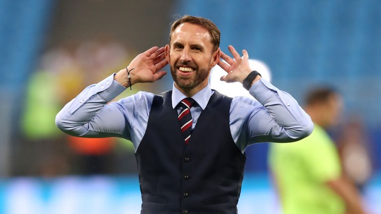 Southgate has reinvigorated England's senior squad since taking charge in late 2016