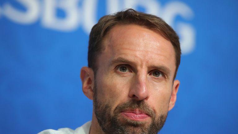 Gareth Southgate has impressed as England manager