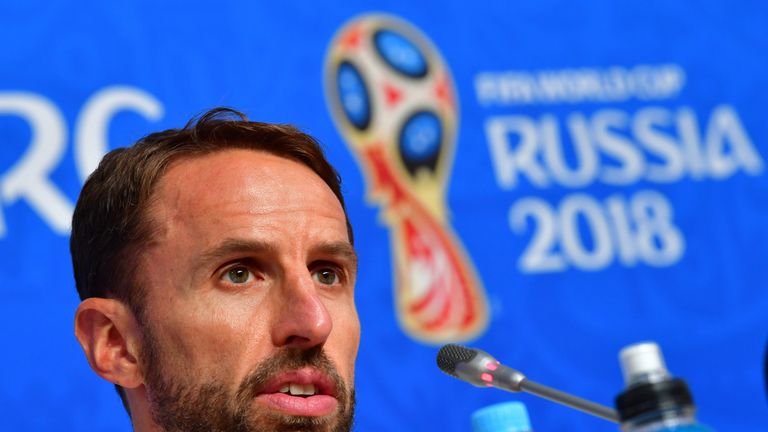 Gareth Southgate admitted coming so close to a World Cup final but failing to reach it will 'live with me forever'