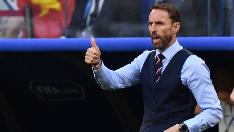 Gareth Southgate recalls Shaw at the expense of Ashley Young