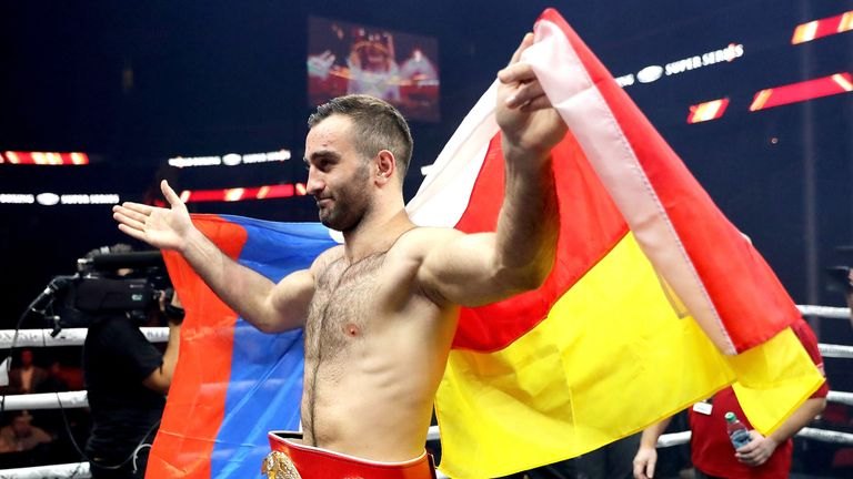 Gassiev paid tribute to Usyk's respectful approach