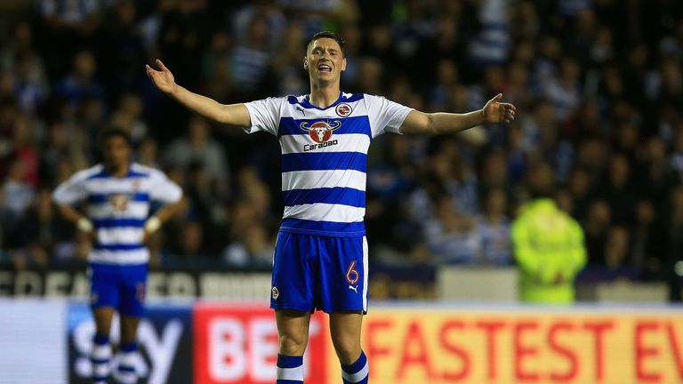 George Evans lost his place in the Reading team last season