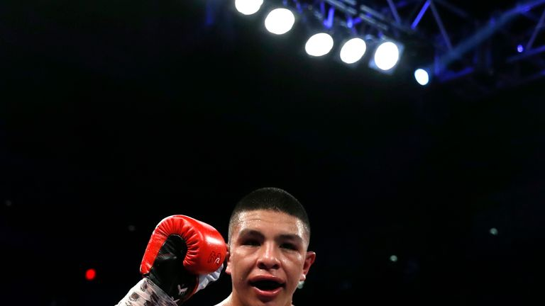 Smith is seeking a rematch against WBO title holder Jaime Munguia