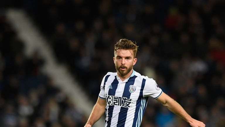James Morrison has signed a new contract with West Brom