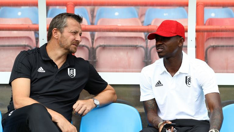 Slavisa Jokanovic wanted Seri to add something extra in midfield and compete with Stefan Johansen