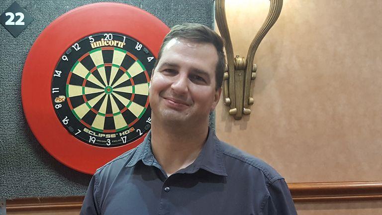 John Norman Jr enjoyed a successful tournament on Las Vegas