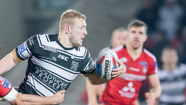 Jordan Abdull set to return for Hull FC