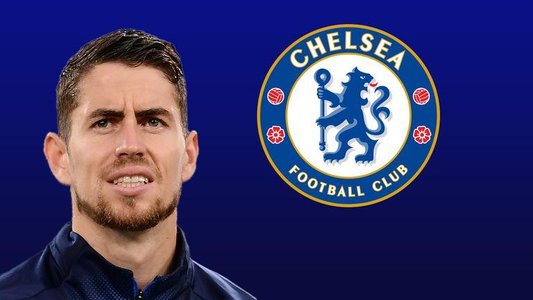 Napoli midfielder Jorginho has signed for Chelsea