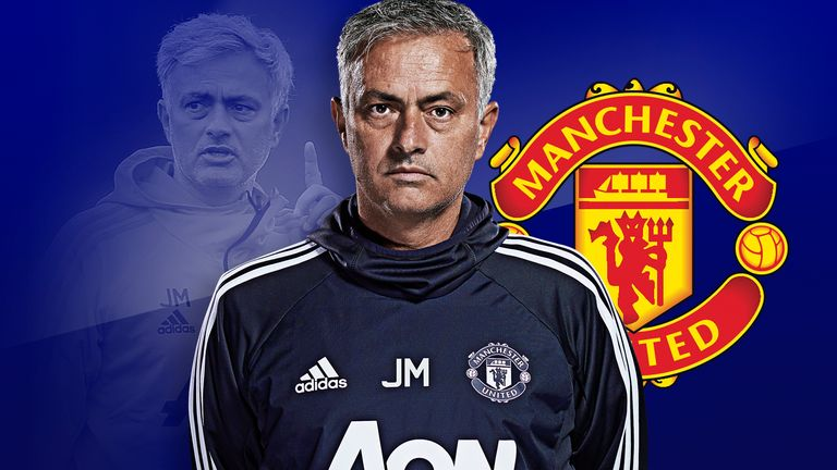 Jose Mourinho is looking to downplay expectations at Manchester United