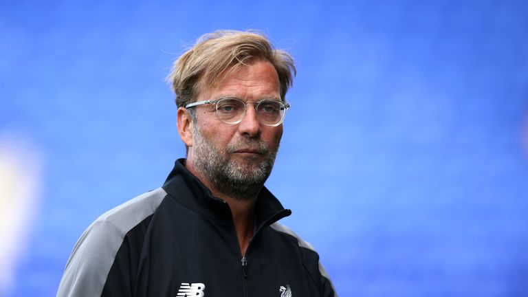 Klopp saw his Liverpool side beat Tranmere