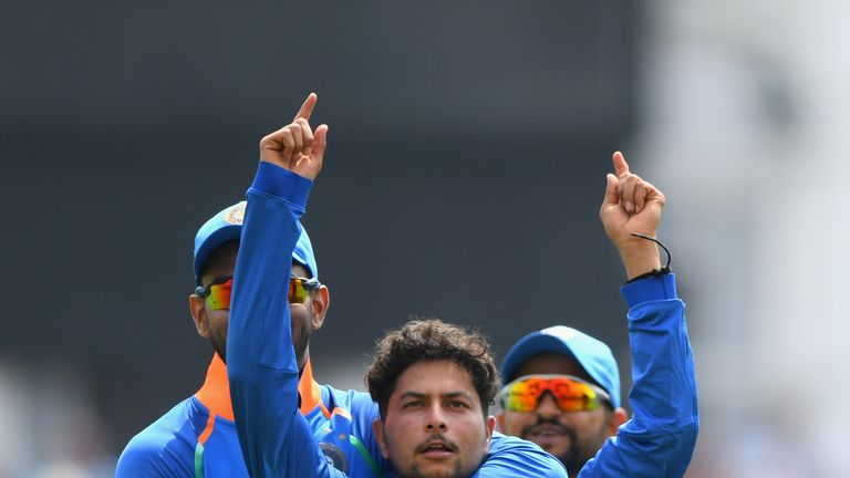 Kuldeep has been in great form for India's limited overs teams