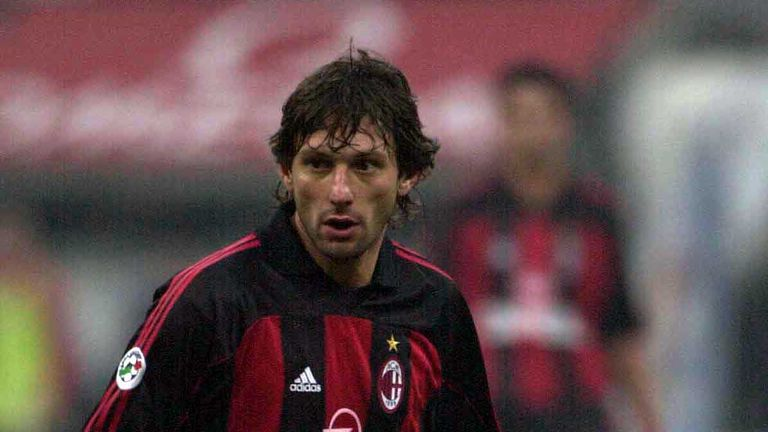 Leonardo helped AC Milan win Serie A in 1998/99