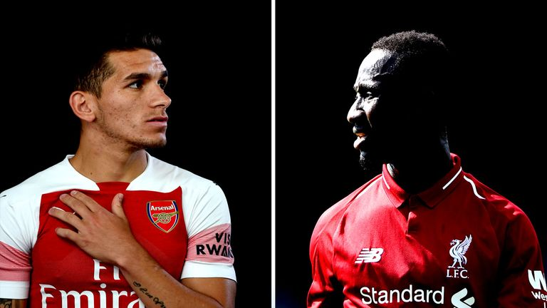 75da88265 Lucas Torreira and Naby Keita are among the signings of the summer