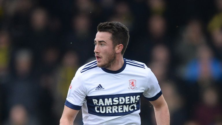 Jack Harrison had a spell at Middlesbrough last season
