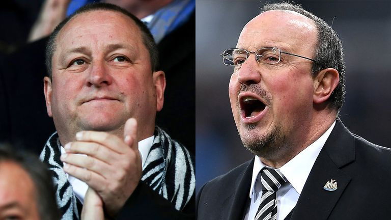 Takeover talks have stalled at Newcastle, but will owner Mike Ashley give Rafael Benitez funds this January?