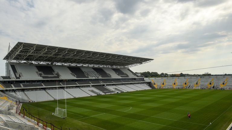 Páirc Uí Chaoimh will hold the event