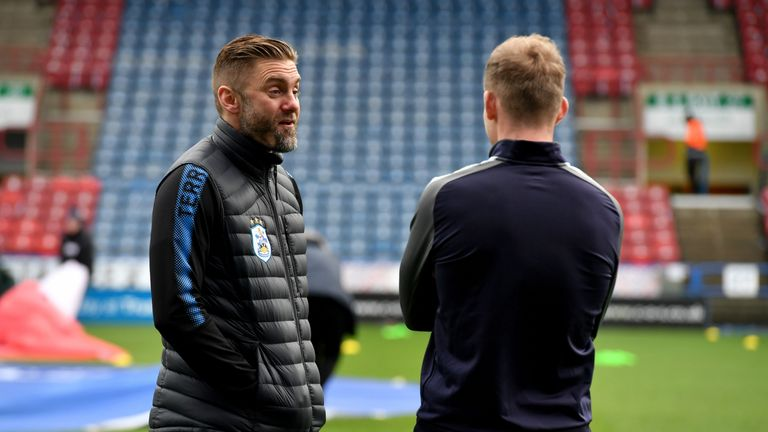 Rob Green was released by Huddersfield at the end of last season