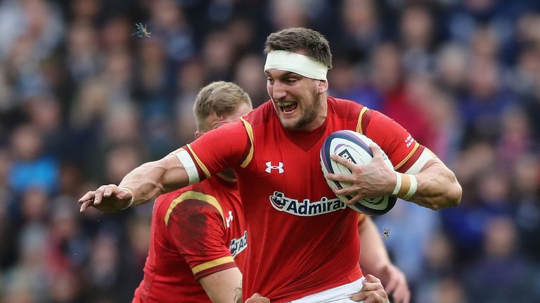 Sam Warburton captained Wales a record 49 times