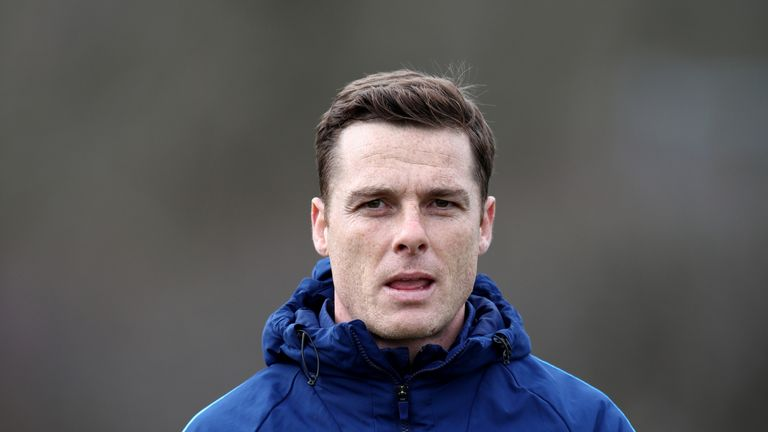 Scott Parker was Tottenham's U18s coach