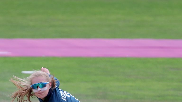 Rob has tipped Sophie Ecclestone as one to watch when England Women begin their campaign for World T20 glory next week
