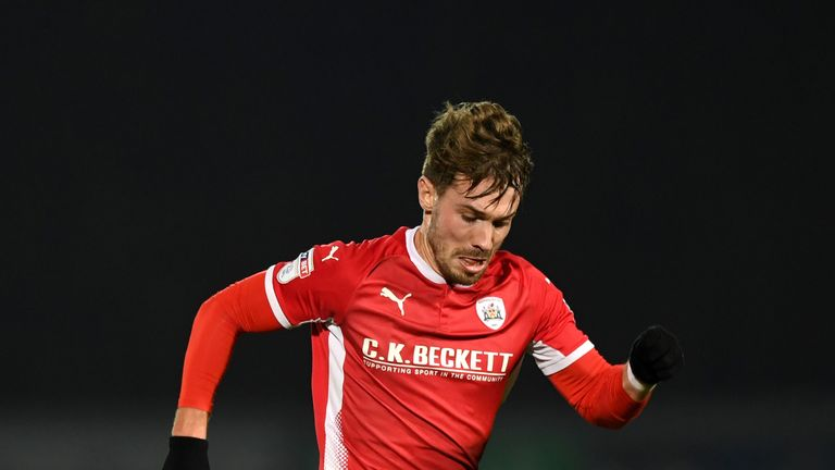 Barnsley striker Tom Bradshaw is close to sealing his move to Millwall