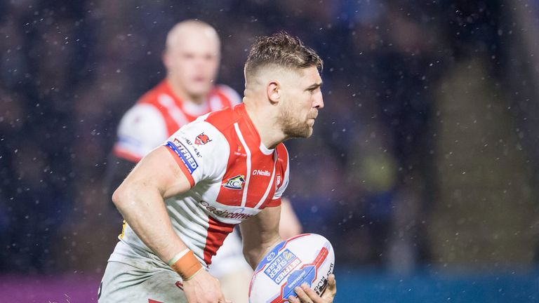Saints star Tommy Makinson