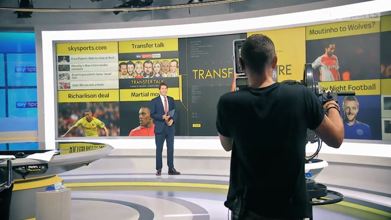 Sky Sports News will be your home for breaking news on Deadline Day