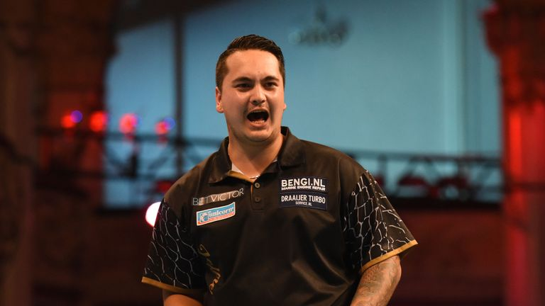 Jeffrey de Zwaan is among nine players that will make their World Grand Prix debuts at the end of the month